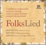 Folks Lied: Beethoven, Britten, Haydn