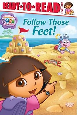 Follow Those Feet! - Ricci, Christine