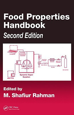 Food Properties Handbook - Rahman, M Shafiur (Editor)