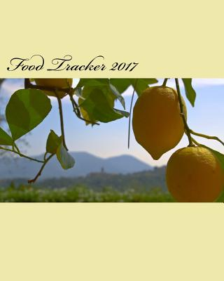 Food Tracker 2017 - Books, Health & Fitness