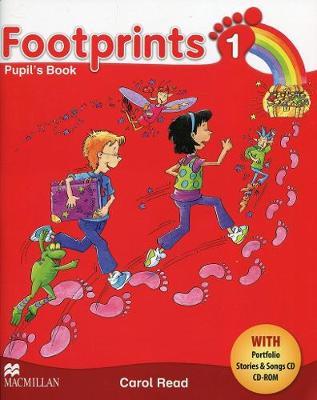 Footprints 1: Pupil's Book Pack - Read, Carol