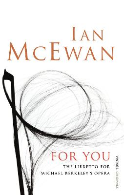 For You - McEwan, Ian