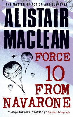 Order of Alistair MacLean Books
