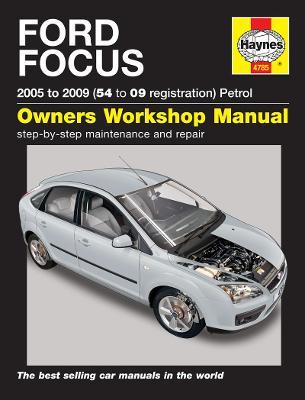 Ford Focus Petrol 05-11 -