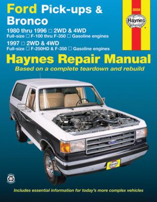 Ford Pick Ups & Bronco - Haynes (Other primary creator)