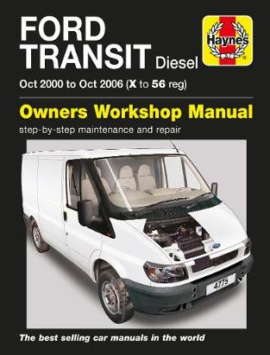 Ford Transit Diesel 00-06 -