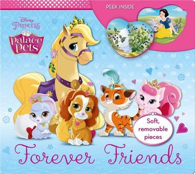 Forever Friends (Disney, Palace Pets) - AZ Books (Creator)