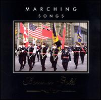 Forever Gold: Marching Songs - Various Artists