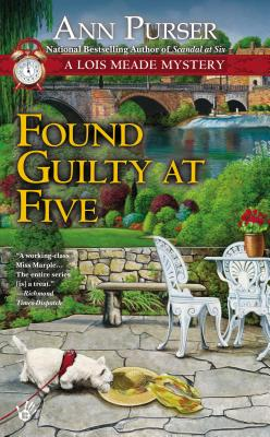 Found Guilty at Five - Purser, Ann
