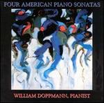 Four American Piano Sonatas