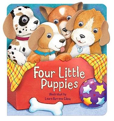 Four Little Puppies - Lombardi, Kristine