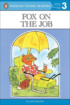 Fox on the Job - Marshall, James