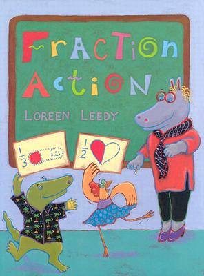 Fractions in Action - Leedy, Loreen