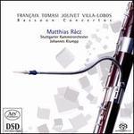 Françaix, Tomasi, Jolivet, Villa-Lobos: Bassoon Concertos