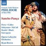 François-André Danican Philidor: Sancho Pança