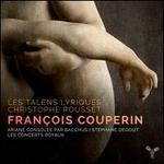 François Couperin: Ariane consolee par Bacchus
