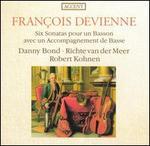 François Devienne: Six Sonatas pour un Basson aven un Accompagnement de Basse
