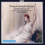 François-Joseph Gossec: Symphonies Op. IV