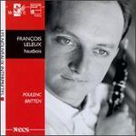 François Leleoux plays Francis Poulenc & Benjamin Britten