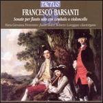 Francesco Barsanti: Sonate per flauto solo con cembalo o violoncello