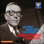Francis Poulenc: Kammermusik