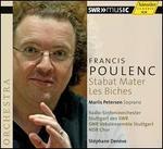 Francis Poulenc: Stabat Mater; Les Biches
