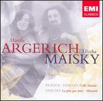 Franck, Debussy: Works for Cello