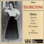 Franco Alfano/Giacomo Puccini: Risurrezione/Turandot
