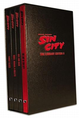 Frank Miller's Sin City Library Set II -