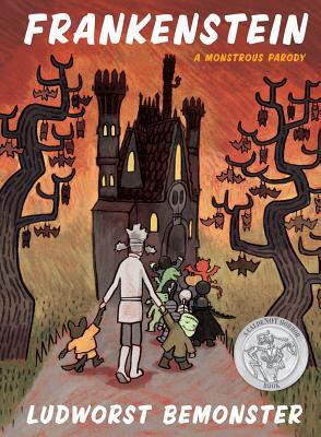 Frankenstein: A Monstrous Parody - Walton, Rick