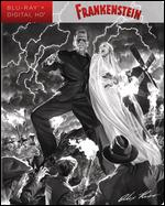 Frankenstein: Alex Ross SteelBook Art  [Blu-ray] [SteelBook] [Only @ Best Buy] - James Whale