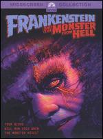 Frankenstein and the Monster from Hell - Terence Fisher