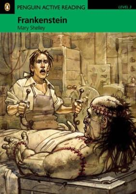 """""""Frankenstein"""" Book and CD-ROM Pack: Level 3 - Shelley, Mary Wollstonecraft"""