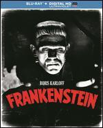 Frankenstein [Includes Digital Copy] [UltraViolet] [Blu-ray]