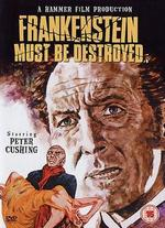 Frankenstein Must Be Destroyed - Terence Fisher