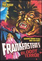Frankenstein's Bloody Terror - Enrique L. Eguiluz