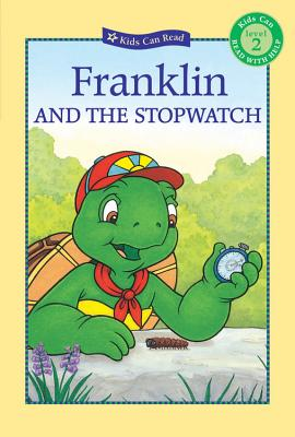 Franklin and the Stopwatch - Jennings, Sharon (Adapted by), and Jeffrey, Sean (Adapted by), and McIntyre, Sasha (Adapted by)