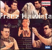 Franz Hawlata - Angelika Mettner (alto); Franz Hawlata (bass); Kai Freundorfer (bass); Wilhelm Kothen (tenor); WDR Orchestra, Köln;...