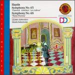 Franz Josef Haydn: Symphony No. 45/Symphony No. 48