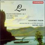 Franz Liszt: Piano Concertos etc.