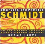 Franz Schmidt: Symphonies Nos. 1-4