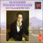 Franz Schubert: Piano Music for Four Hands, Vol. 1