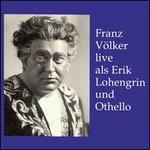Franz Völker Live