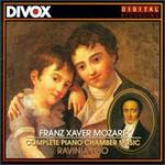 Franz Xaver Mozart: Complete Piano Chamber Music