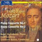 Franz Xaver Mozart: Piano Concerto No. 1; Piano Concerto No. 2