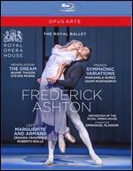Frederick Ashton: The Dream/Symphonic Variations/Marguerite and Armand (Royal Opera) [Blu-ray]