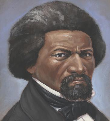 Frederick's Journey: The Life of Frederick Douglass - Rappaport, Doreen