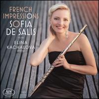 French Impressions - Elina Kachalova (piano); Sofia de Salis (flute)
