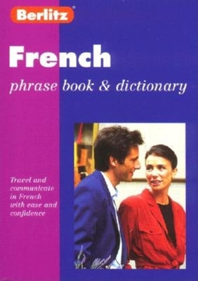 French Phrase Book - Berlitz Guides