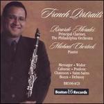 French Portraits - Michael Chertock (piano); Ricardo Morales (clarinet)
